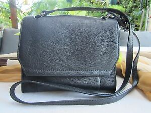Pre-Owned - Small Black BackPack-Shoulder Bag - As new no wear and Tear -