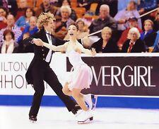 MERYL DAVIS AND CHARLIE WHITE USA WINTER OLYMPICS 8X10 SPORTS PHOTO (E)