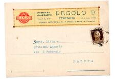CALZOLERIA REGOLO FERRARA 1936 - BIZZI CALZATURE SCARPE