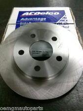New AC Delco Advantage Rear Brake Rotor 2005-2009 Buick LaCrosse 19241827