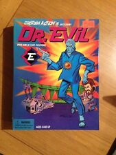 Captain Action's Arch Enemy Dr. Evil Action Figure, Playing Mantis, Sealed!!