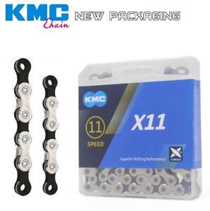 KMC X 11 Bike Chain For Shimano Sram 116 Links 11 Speed Superior Shifting UK