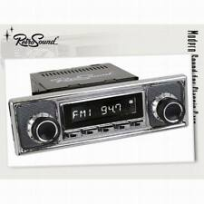 For Alfa Romeo GT1300 Junior Vintage Car Car Radio Vhf Fm USB Bluetooth Aux