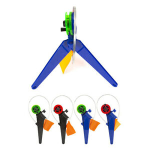 Winter Ice Portable Folding Triangle-support Frame Fishing Flag Tackle Equipm^lk