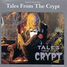 Original Music from TALES From the CRYPT CD Danny Elfman & Horner HALLOWEEN EXC!