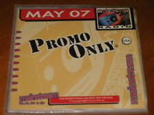 PROMO ONLY DJ CD MAY 07 Amy Winehouse RIHANNA Ciara BON JOVI Justin Timberlake