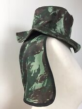 Military BoonIe Festival Jungle Hat No String Polyester One Size Vintage