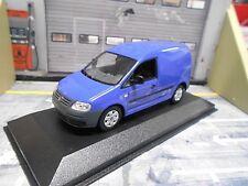 VW Volkswagen Caddy Polo Transporter 2005 blau blue Minichamps SP 1:43