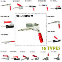 16 Types Hand Tool Toggle Clamp Quick Release Push Pull Type Holding Capacity
