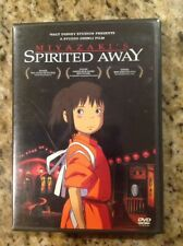 Spirited Away (Dvd, 2003, 2-Disc Set)Authentic Disney Us Release