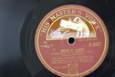 78rpm MELACHRINO ORCH dream of olwen / way to the stars