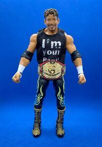 WWE Custom Wrestling Belt - Mattel - Eddie Guerrero Championship