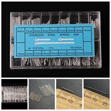 360pcs Large Industrial A case Cotter Pins Assortment Fastner Clip Key Case Kit