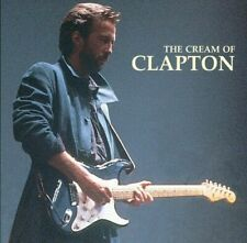 The Cream of Clapton By Eric Clapton (CD) W or W/O CASE EXPEDITED WITH CASE