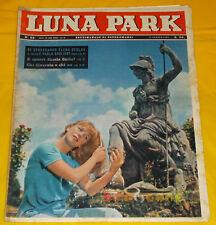 LUNA PARK 1963 n. 33 Elena Sedlak, Blache Cardin