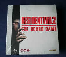 Resident Evil 2: The Board Game, Grundspiel engl. Core