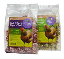 Poultry Popcorn Treat With Fruit & Berries 100 Natural Natures Grub