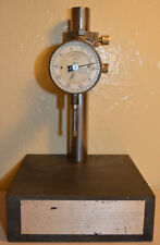 Granite Check Indicator With Stand Used