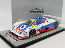 TECNOMODEL 1/18 ASTON MARTIN AMR #18 GROUP-C, LE MANS 1989 - ONLY 100 Made