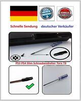 PS4 Gehäuse spezial Schraubendreher mit LOCH Torx T8 Schraubenzieher PS3 Slim