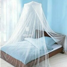 Chenyu Round Hoop Bed Canopy Netting Mosquito Net Fit Crib,Twin,Large Enough for