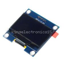 """OLED Display Module 0.96/"""" 128x64 SPI//SII I2C SSD1306-Blanc"""