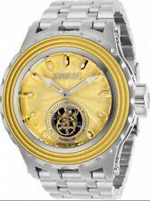 Invicta Reserve Specialty Subaqua Limitd Ed Two Tone Mechanical Tourbillon Watch