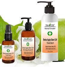 Swiss Apple Stem Cell Serum  Argireline, Matrixyl 3000, Hyaluronic Acid, CoQ10