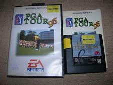 PGA TOUR 96  - Rare Boxed Sega Mega Drive Game