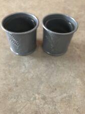 Partylite Lavender Votive Cup Pair Euc!