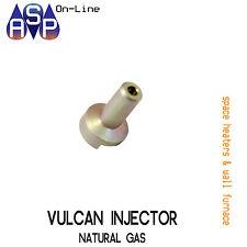PILOT INJECTOR VULCAN 49 SERIES - BURWOOD - QUASAR - 20 22 MODEL  - NATURAL GAS