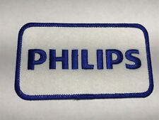 Philips Electronics Company Blue White Technology Health Medical Product Patch G