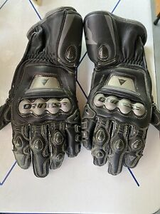 dainese gloves xxl full metal 6 Titanium.carbon AS NEW! GENUINE!!