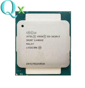 Intel Xeon E5-2620 V3  CPU Processor SR207 2.4GHz 6-Core LGA 2011-3