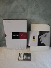 """Sony PRS-600BC Touch Edition E-Book Reader-USB 6"""" Display-Bundle"""
