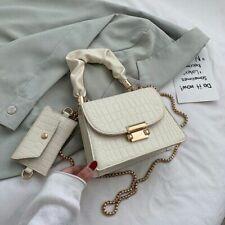 Tote Mini Shoulder Women Chain Handbag Phone Wallet Leather Crossbody Purse