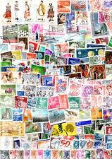 200 verschiedene Briefmarken aus Europa ohne Deutschland (2)