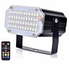 Mini Stroboskop Disco Licht, Sound aktiviert Strobo Party Lichter NEU+OVP