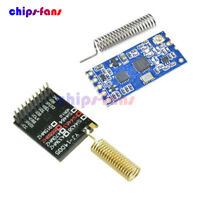 433Mhz/868MHZ SI4463 HC-12 Wireless Serial Port Module 1000m Replace Bluetooth