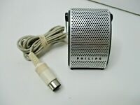 Vintage Philips EL 3782/00 Microphone made in Holland - untested