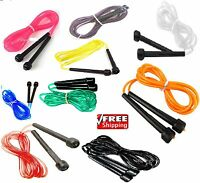 2fit Plastic Skipping Rope Jump Speed Exercise Rope Boxing Gym Fitness Workout