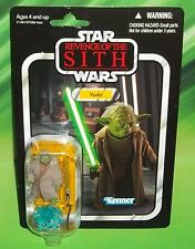 STAR WARS VINTAGE COLLECTION VC-20 ROTS YODA JEDI MASTER  FIGURE