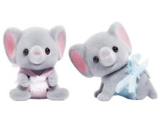 Ellwoods Elephant Twins - Dollhouse Toys by Calico Critters (CC1571)
