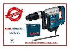 Bosch GSH 5 CE Professional Martello Demolitore 6,2Kg