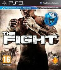 THE FIGHT SENZA REGOLE GIOCO USATO PER PLAYSTATION 3 PS3 ITALIANO