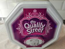 More details for 2012 nestle quality street chocolates unopened. royal wedding collector's tin.