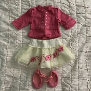American Girl Doll Clothes- Retired Nicki's Gala Outfit
