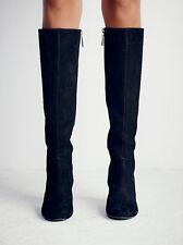 FREE PEOPLE: SCHUTZ Karina Tall Boot Black 39 Euro/ 8.5 - 9 US New Retail= $400