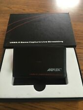 AGPTEK USB 3.0 HDMI HD Video Capture Card 1080P 60FPS Game Capture / Live stream