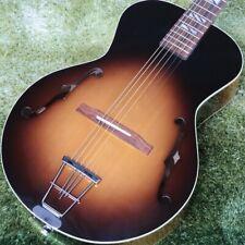 Gibson L-1 F-Hole _Vintage Sunburst JAPAN beautiful rare EMS F/S